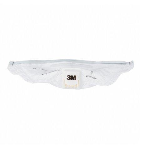 Pakk 15tk, 3M VFlex 9161E N95 FFP1 aerosooli filtreeriv mask (tolmumask, tolmurespiraator), kaitsetase FFP1