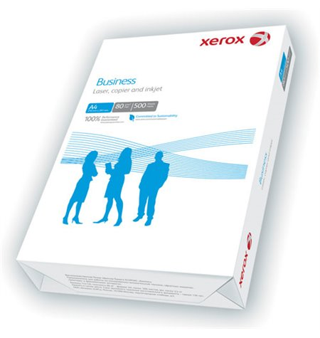 Paper Xerox Business, A4, 500 sheets, 80g