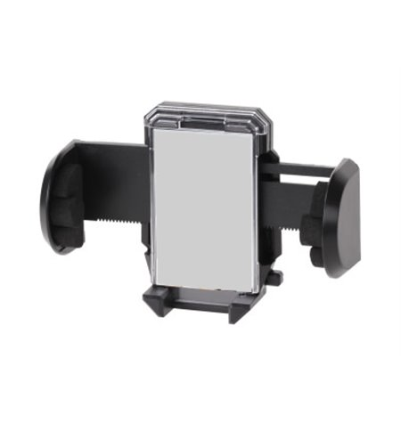Car Window Mount Holder from 4.5cm up to 12cm width devices, arm 20cm, height 9cm