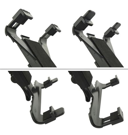Car Window Mount Holder from 14.5cm up to 25cm width tablets 7-12""