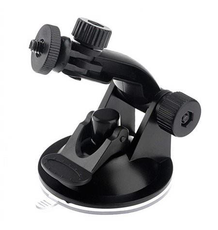 Autokinnitus, autohoidik klaasi peale kaamerate jaoks, 1/4 tolli Statiivhoiduk, jala pikkus 10cm