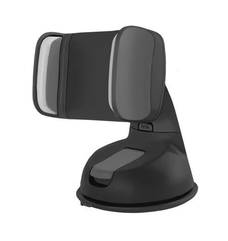 Car Window or Desk Mount Holder, Stickable, up to 8cm devices, leg lenght 8cm