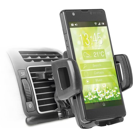 Car Air Vent Holder, up to 8cm devices, leg lenght 7cm