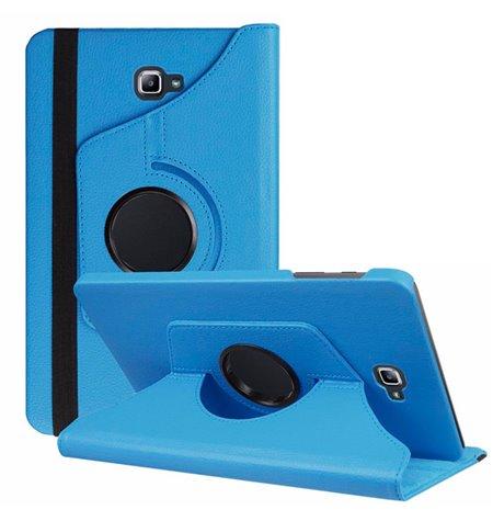 "Case Cover Samsung Galaxy Tab A 2016, Tab A 2018, 10.1"", T580, T585 - Light Blue"