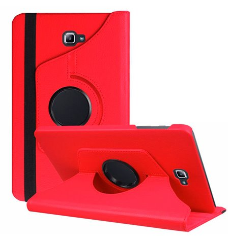 """Case Cover Samsung Galaxy Tab A 10.5, 10.5"""", T590, T595 - Red"""