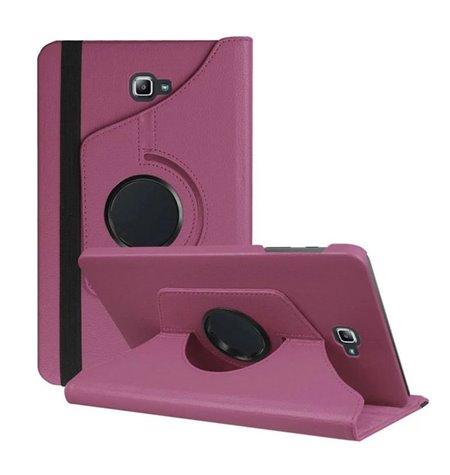 """Case Cover Samsung Galaxy Note 2014, 10.1"""", P6000, P6010, P6050 - Purple"""