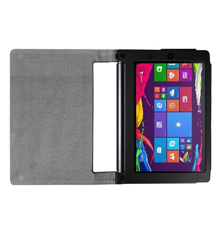 "Case Cover Lenovo Yoga Tablet 3 Plus, 10.1"", X703 - Black"