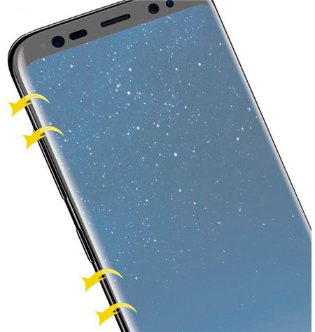 KUMER Kaitsekile - Samsung Galaxy S9, G960