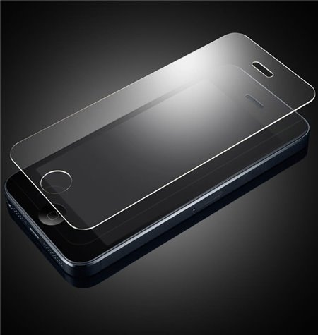 Tempered Glass Screen Protector for Apple iPhone 4, IP4