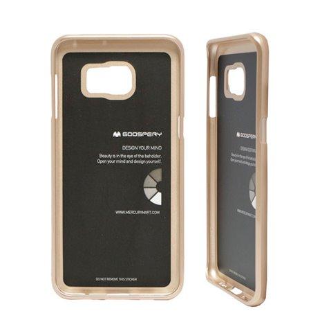 Case Cover LG K4, K120E, K130E, K121 - Gold