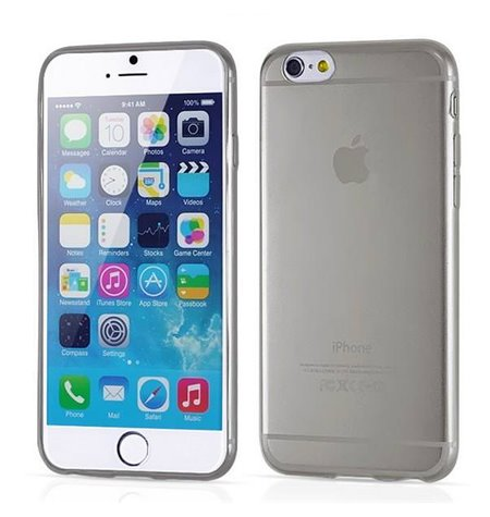 Case Cover Huawei Y6 - Transparent