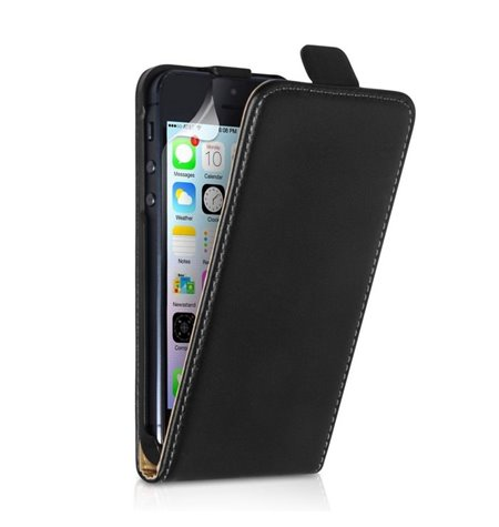 Case Cover Apple iPhone 4S, IP4S - Black