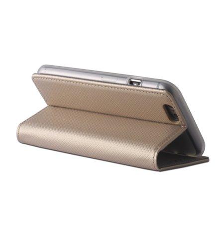 Case Cover HTC U Ultra, Ocean Note - Gold