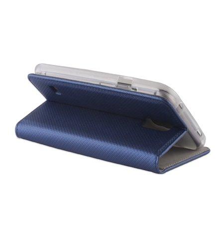 Case Cover HTC U Ultra, Ocean Note - Navy Blue