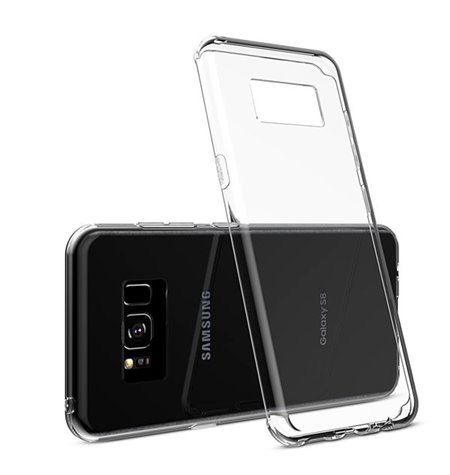 Case Cover Sony Xperia XA - Transparent