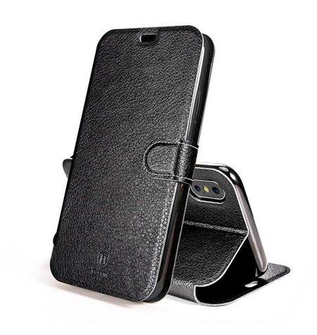 Case Cover Apple iPhone XS, IPXS - Black