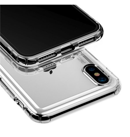 Case Cover Apple iPhone XS Max, IPXSMAX - Transparent
