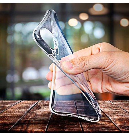 Case Cover Xiaomi Redmi Note 8 Pro - Transparent