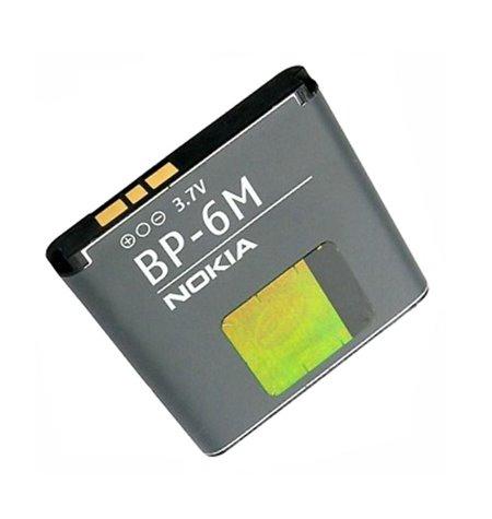 Analoog Battery BL-6M - Nokia N73, N77, N93, 3250, 6151, 6233, 6234, 6280, 6288, 9300, 9300i