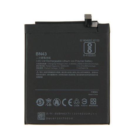 Original Aku BN43 - Xiaomi Redmi Note 4X, Redmi Note 4 Snapdragon