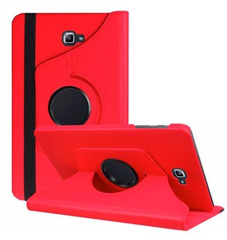 "Kaaned, ümbrised Samsung Galaxy Note 2014, 10.1"", P6000, P6010, P6050 - Punane"