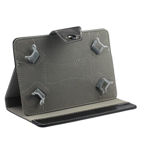 """Universal Case Cover for Tablets UNIVERSAL 7"""", max. 19.5 x 13cm - Black"""