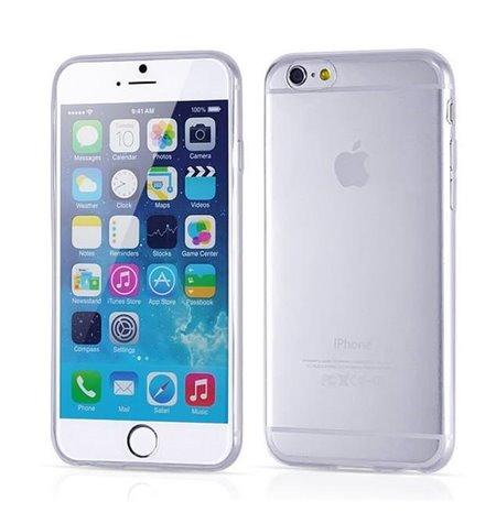 Чехол для Apple iPhone 4S, IP4S - Прозрачный