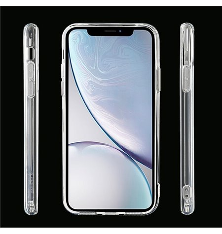 Case Cover Apple iPhone XS, IPXS - Transparent