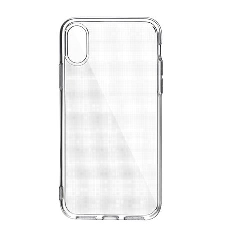 Чехол для Xiaomi Redmi 8 - Прозрачный