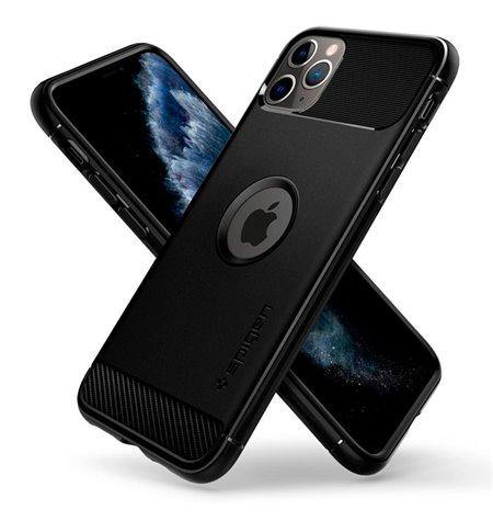 Чехол для Apple iPhone 11 Pro Max, IP11PROMAX - 6.5 - Чёрный