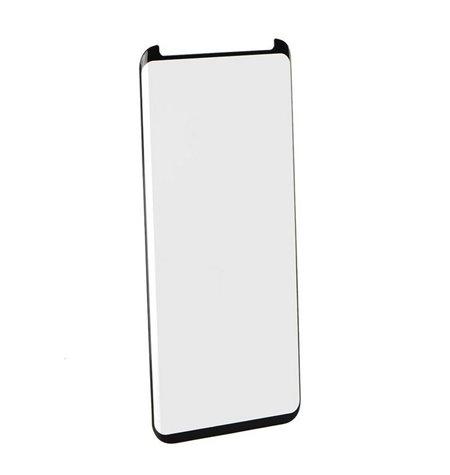 Премиум 3D защитное стекло, 0.33мм, для Samsung Galaxy A7 2018, A750 - Чёрный