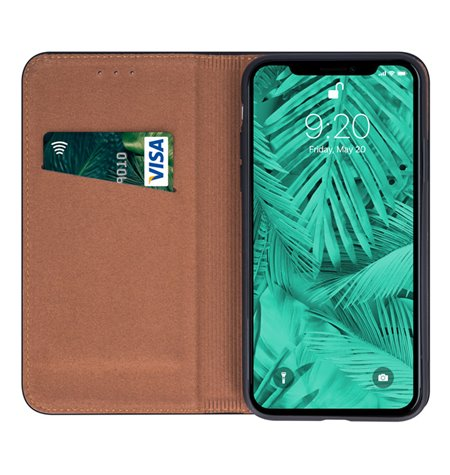 Nahkkaaned Xiaomi Redmi Note 10, Note 10S - Must