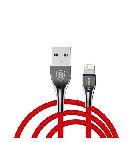 Baseus cable: 1m, Lightning, iPhone, iPad - USB: Mageweave