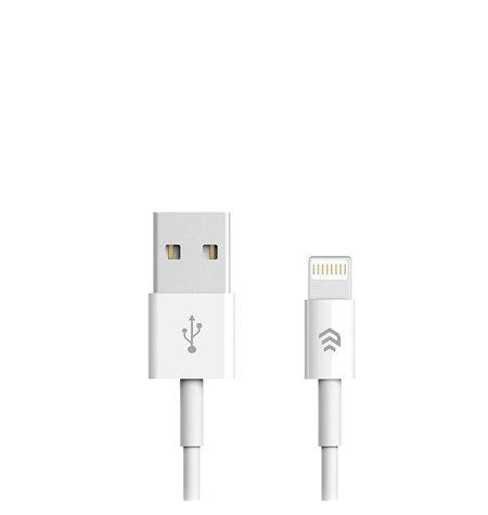 Devia juhe, kaabel: 1m, Lightning, iPhone, iPad - USB