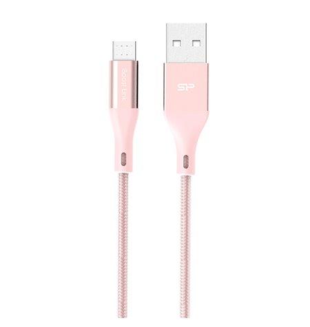 SiliconPower juhe, kaabel: 1m, Micro USB - USB