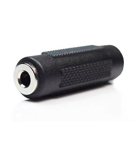 Adapter, üleminek: Audio-jack, AUX, 3.5mm, female - female