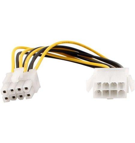 PC Internal Cable: 0.30m, ATX 8pin: female - male