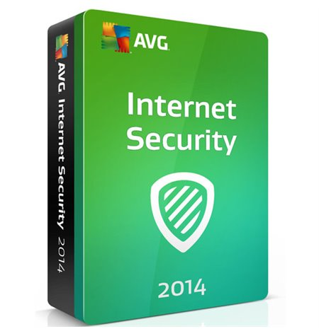 AVG 1 year Internet Security